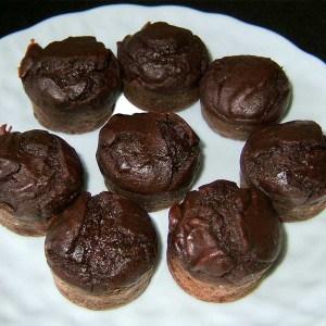 Mini gâteaux chocaub