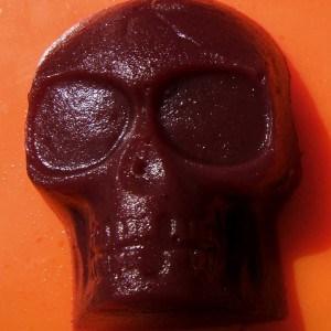 Bonbons têtes de mort