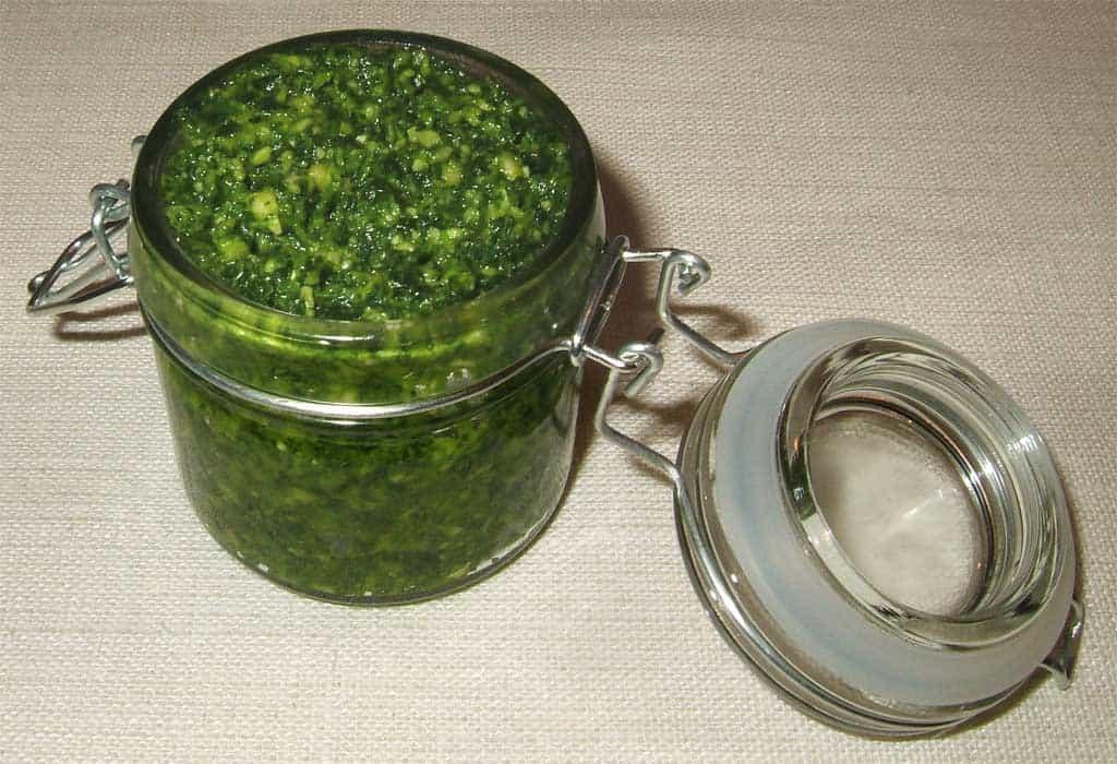 Le pesto de persil ma cuisine sant - Quand repiquer le persil ...