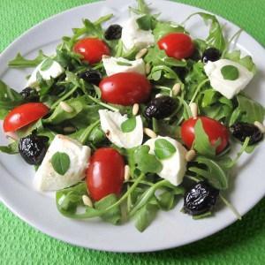 Salade italienne toute simple