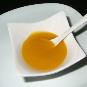 Sauce acidulée à la mangue