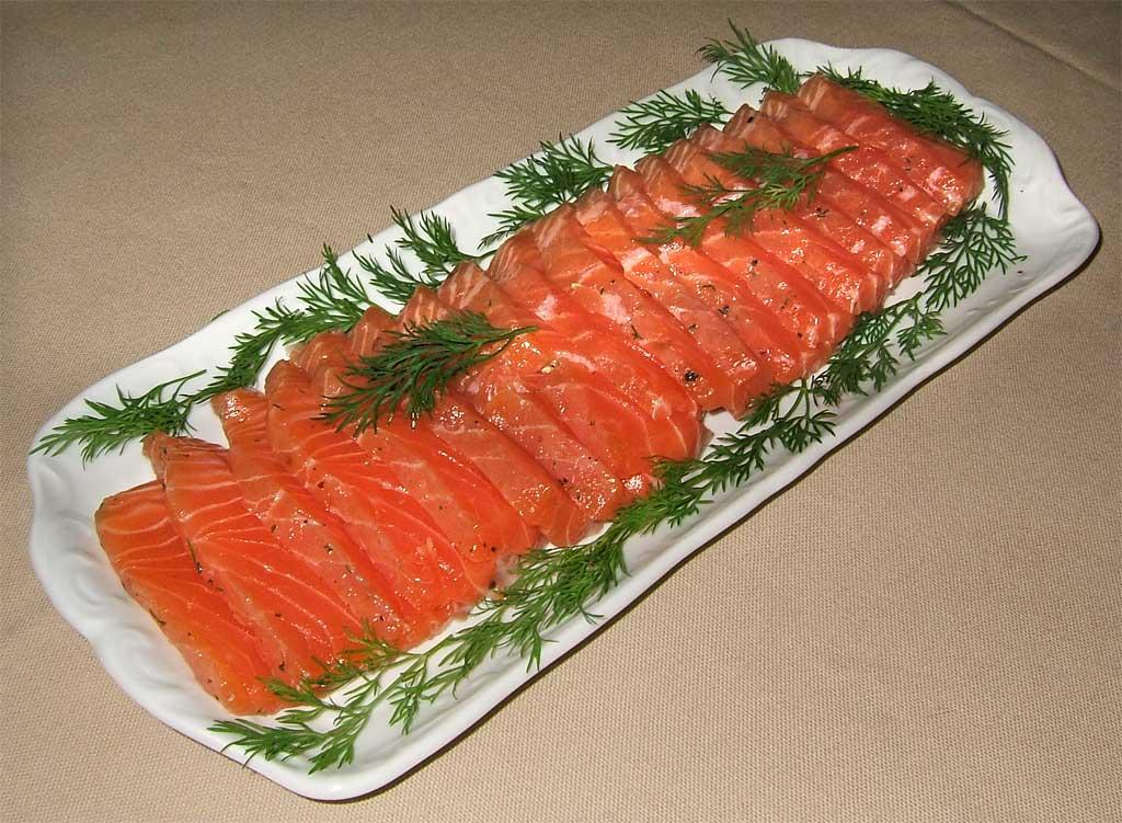 saumon gravlax ma cuisine sant. Black Bedroom Furniture Sets. Home Design Ideas