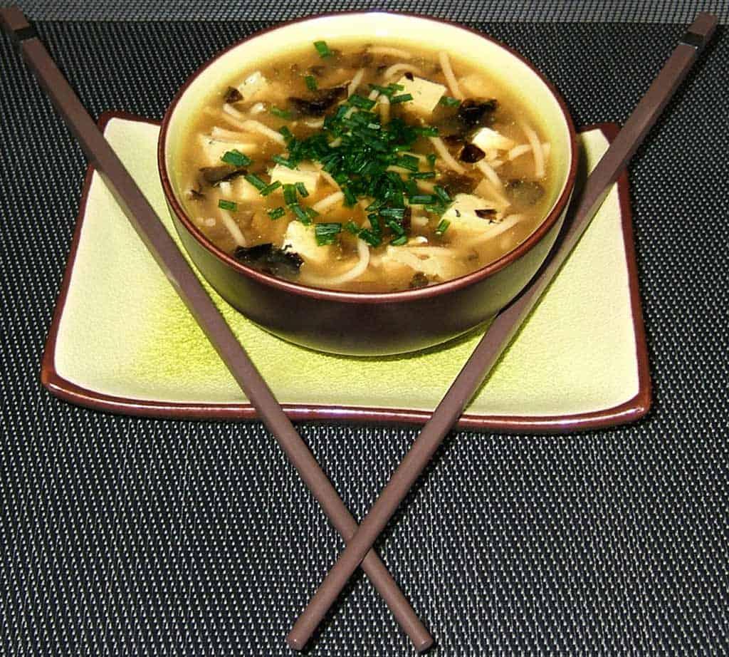 soupe asiatique aux algues ma cuisine sant. Black Bedroom Furniture Sets. Home Design Ideas