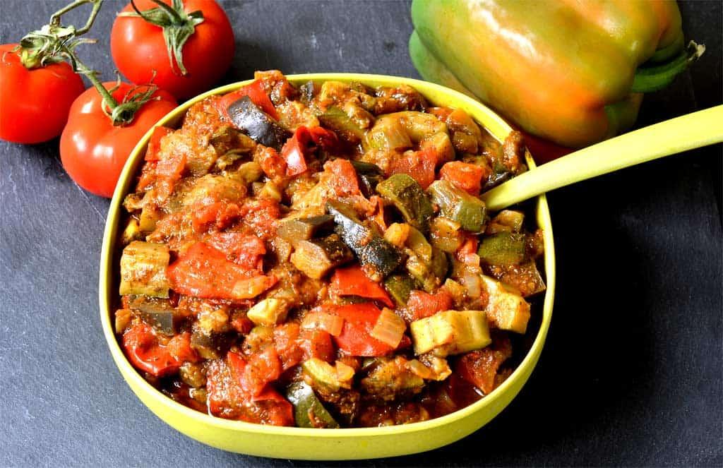 Ratatouille facile ma cuisine sant - Cuisine et sante saint gaudens ...