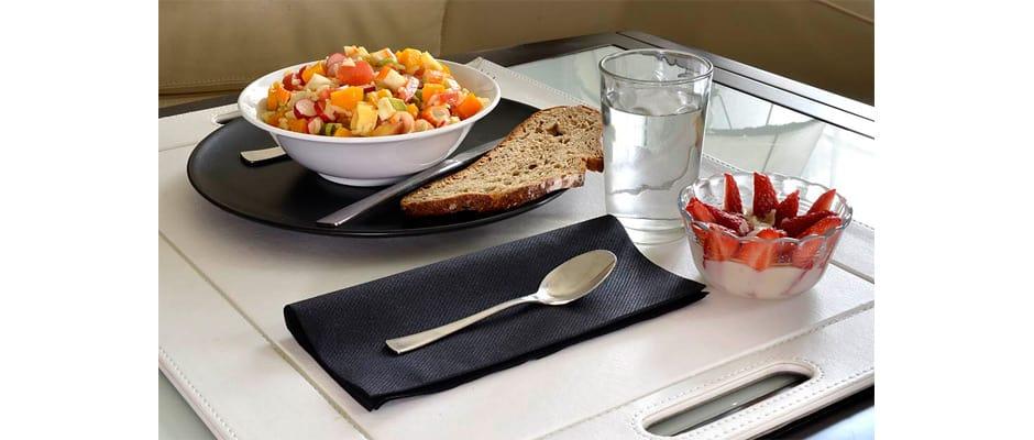 Plateau Tele : Un plateau télé santé ma cuisine