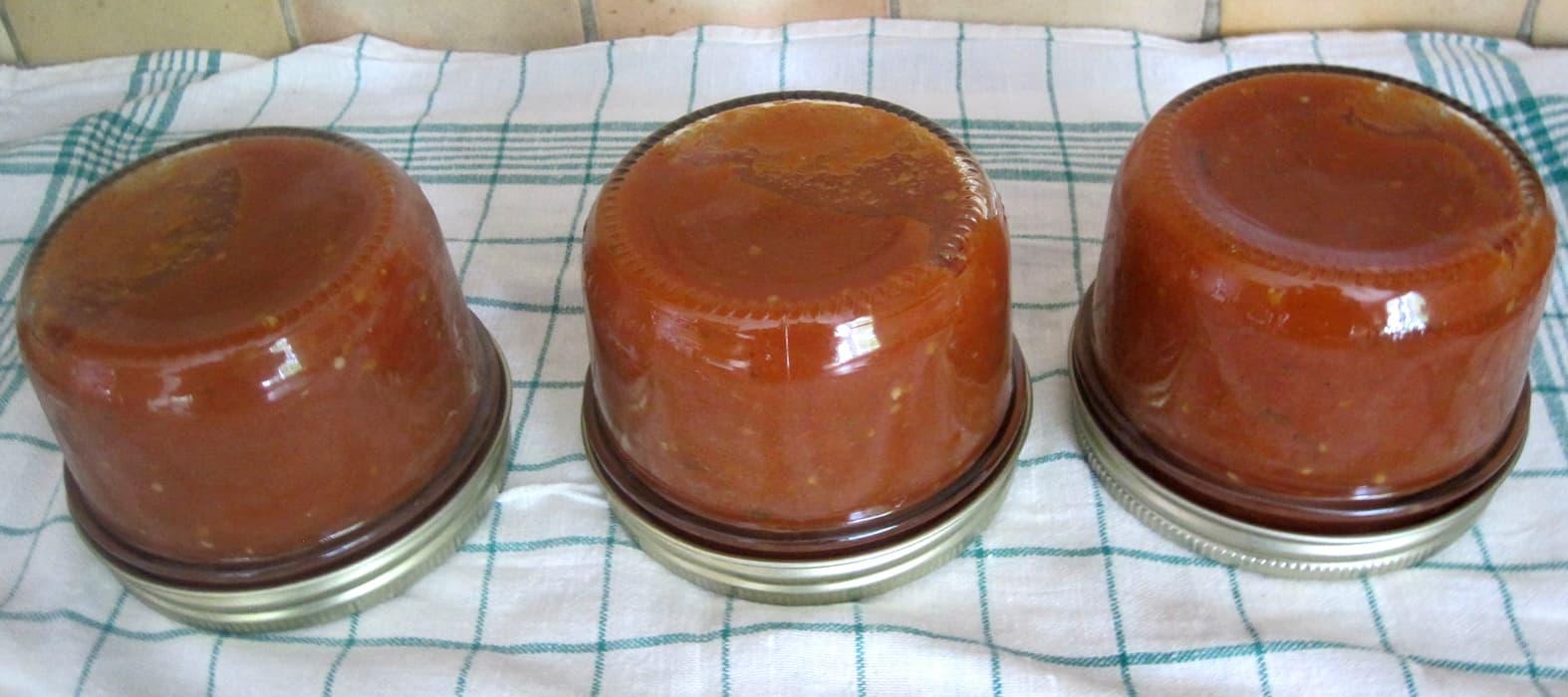 Sauce tomate maison ma cuisine sant - Confiture de nefles du japon ...
