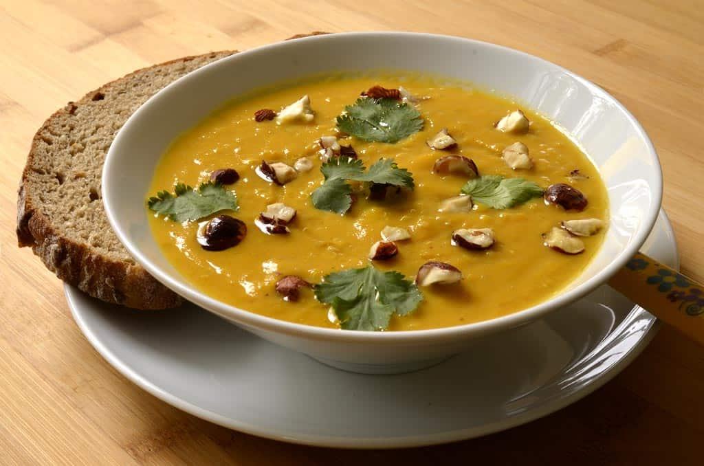 soupe céleri carotte