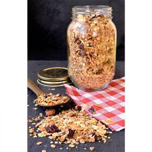 Granola maison, la recette de base