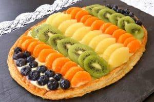 Tarte Feuilletee Multi Fruits œuf De Paques Pas A Pas Ma Cuisine Sante