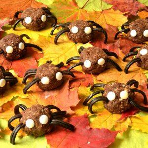 L'invasion des araignées