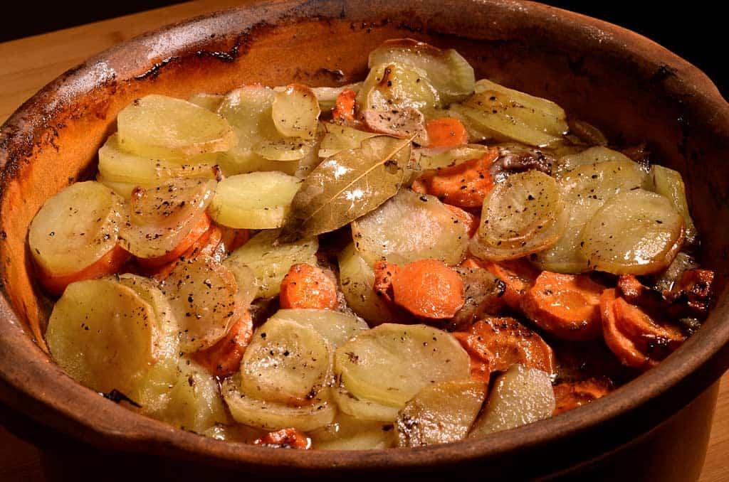 Baeckeoffe ma cuisine sant - Deglacer en cuisine signifie ...