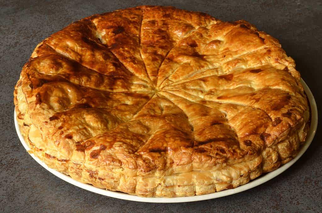 Galette pistaches et framboises ma cuisine sant - Cuisine et sante saint gaudens ...