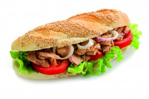 tuna sandwich-panino al tonno