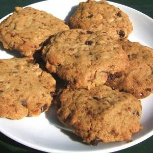 Cookies choco-noix