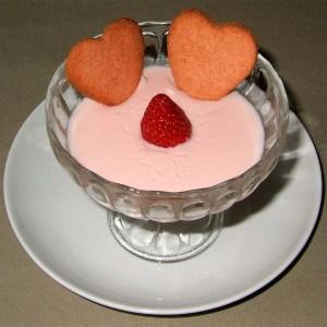 Crème aux fraises Tagada