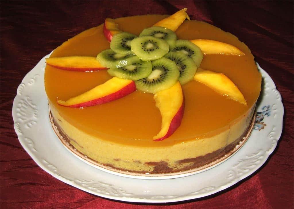 Délice à La Mangue Ma Cuisine Santé