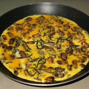 Omelette marine