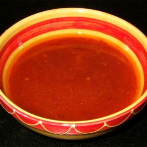 Sauce vinaigrette mexicaine