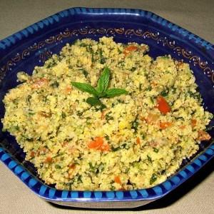 Taboulé sans gluten