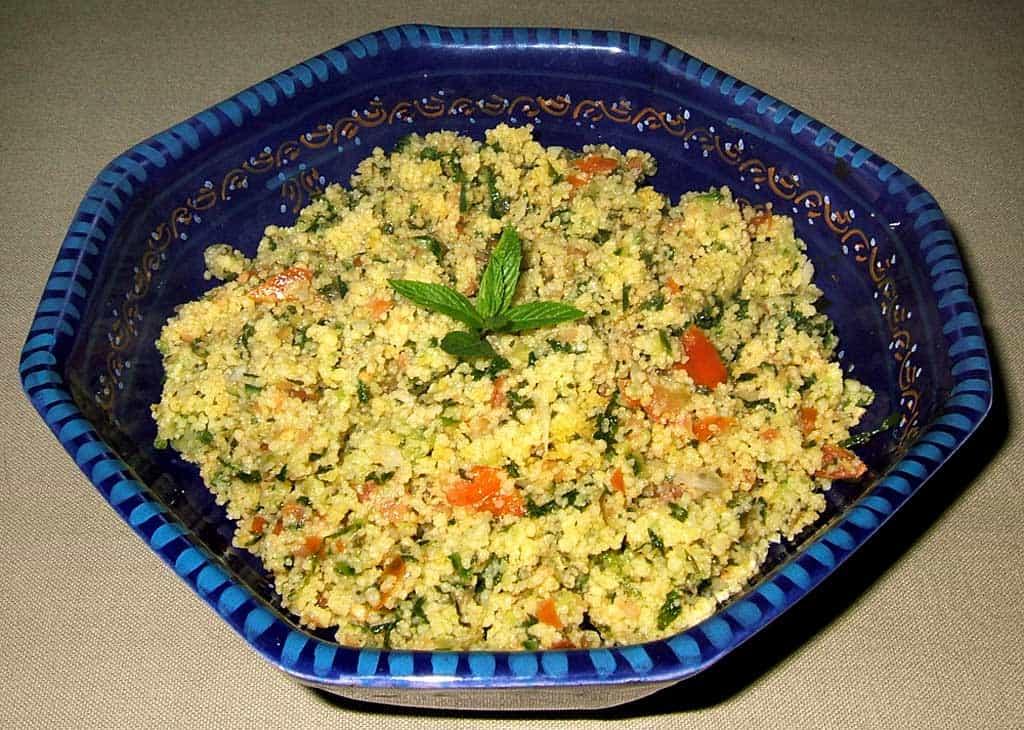 Taboul sans gluten ma cuisine sant - Recettes cuisine sans gluten ...