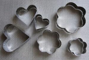 emporte pièces coeur