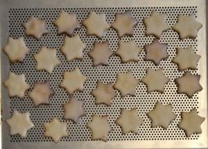 étoiles glacées