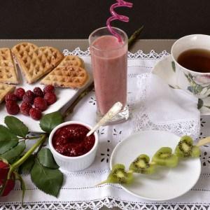 Un petit déjeuner pour les mamans