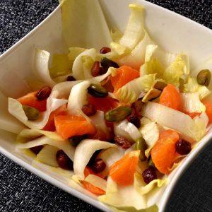 Salade d'endives fruitée