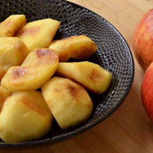 Pommes cuites sautées