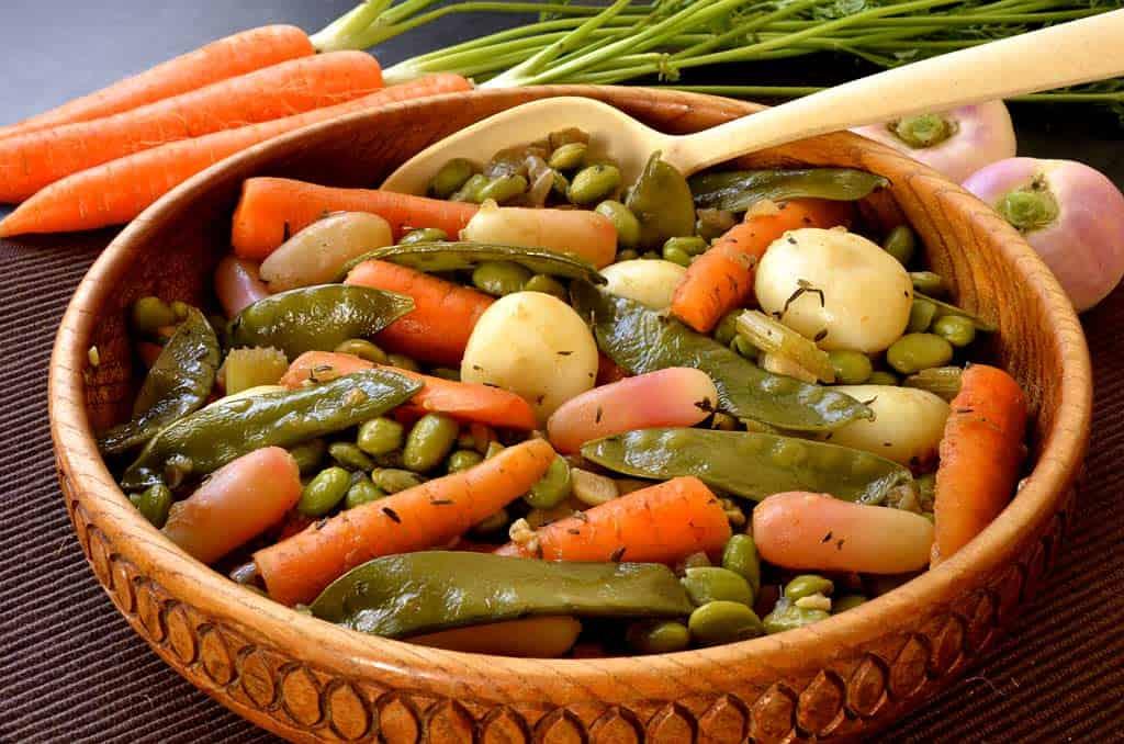 Po l e de l gumes de printemps ma cuisine sant for Tableau temps de sterilisation plats cuisines
