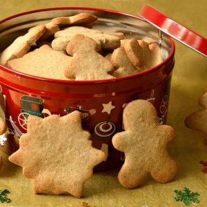Biscuits sablés à la vanille