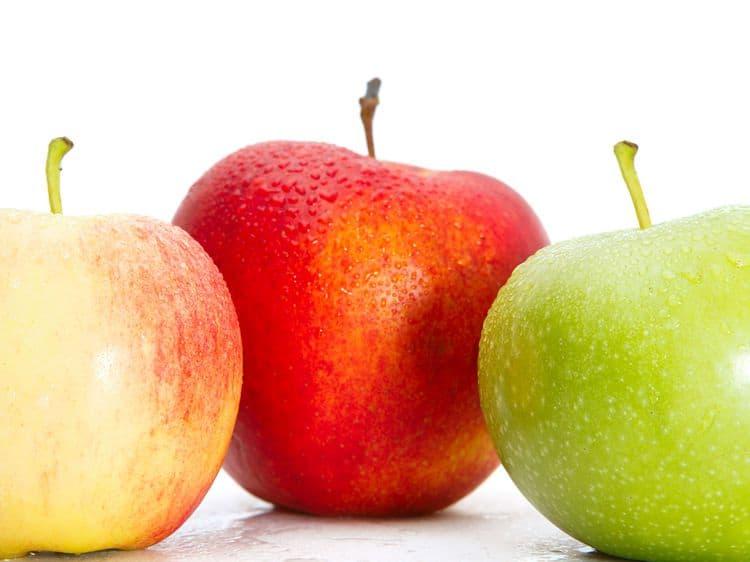 Plus de 40 recettes avec des pommes