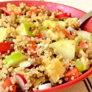 La salade de quinoa que l'on préfère